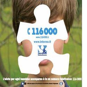 Minori scomparsi: Commissione europea insiste sull'applicazione del numero europeo 116000