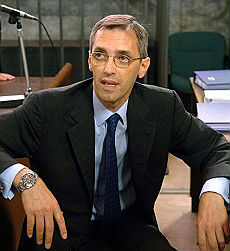 Processo d'Appello per Aldrovandi: avvocato Ghedini alla difesa