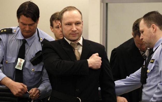 Breivik, mass murder norvegese: quarto giorno di processo