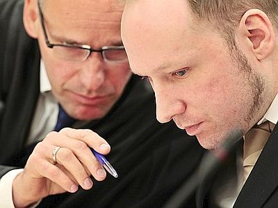 Breivik, mass murder norvegese: quinto giorno di processo