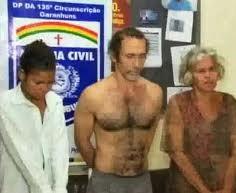 Tre arresti in Brasile con accusa di cannibalismo
