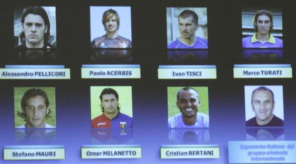 Il calcio italiano è nel pallone