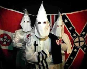 Choc: il Ku Klux Klan vuole gestire un'autostrada