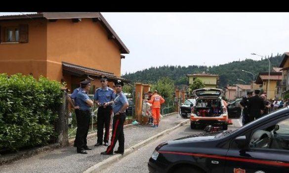 Coniugi uccisi nel bresciano: fermato il figlio di 27 anni, Marco Antonelli