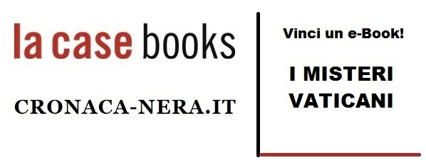 Vinci un e-book: i Misteri Vaticani
