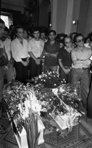 ponticelli funerale