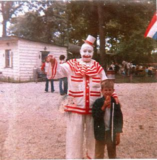 Archivi di CN: Gacy, il clown che era un serial killer