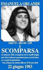 Emanuela Orlandi: Accetti  scrisse una delle lettere anonime?