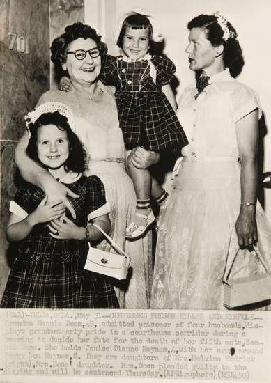Archivi di CN: Nannie Doss, la nonna che non vorresti avere.