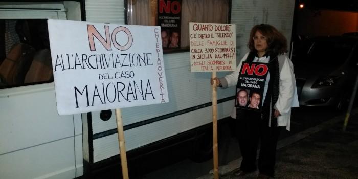 Caso Maiorana: Rossella Accardo e quel silenzio che urla giustizia