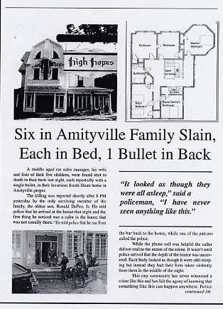 """Archivi di CN: la vera storia di """"Amityville Horror"""""""