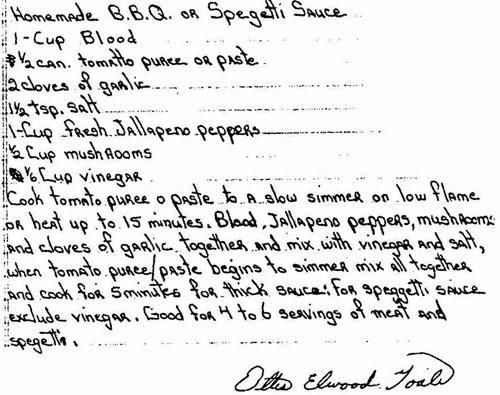 Archivi di CN: Ottis Toole e la sua ricetta per il barbecue