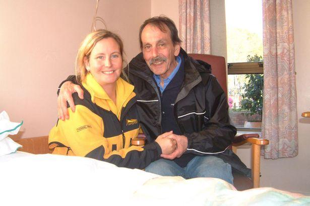 Judy van Niekerk: moglie di suo padre da quando aveva 6 anni.