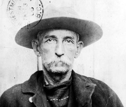 """Archivi di CN: Bill Miner, l'uomo che inventò """"mani in alto!"""""""