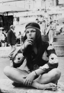 Hippy_piazza_di_spagna