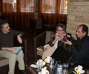 Fabio Sanvitale e Armando Palmegiani intervistano la mamma di Cedric Tornay