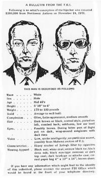 Archivi di CN: Cooper, l'uomo che saltò da un aereo con 200.000 dollari e sparì