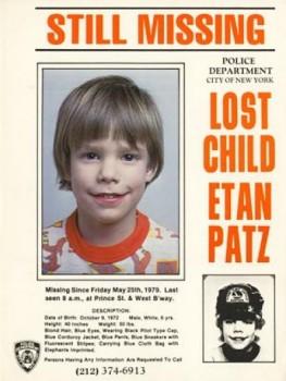 Dopo 38 anni sappiamo chi ha ucciso il piccolo Etan Patz
