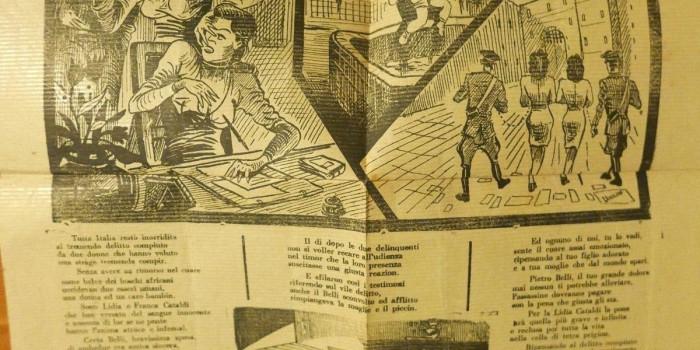 La storia delle sorelle Cataldi: assassine per due pellicce di volpe argentata