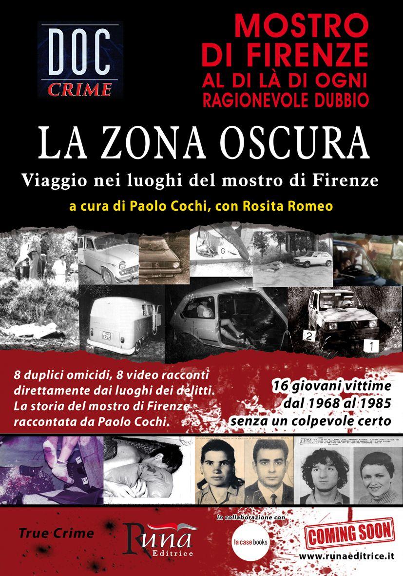 A Calenzano l'anteprima del nuovo reportage sul mostro di Firenze