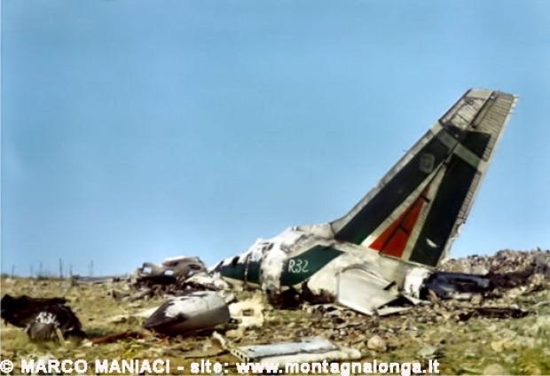 Disastro aereo di Montagna Longa: incidente, guasto o bomba?