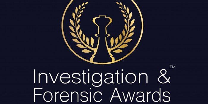 Tutti i vincitori degli Investigation e Forensic Awards 2018